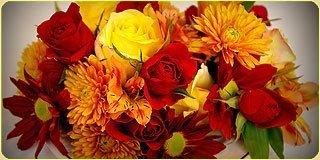 Необычные букеты из живых цветов фото